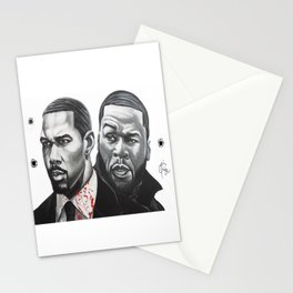 Power Moves Stationery Cards