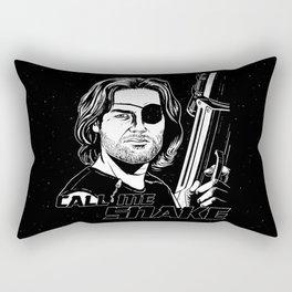 Call Me Snake Rectangular Pillow