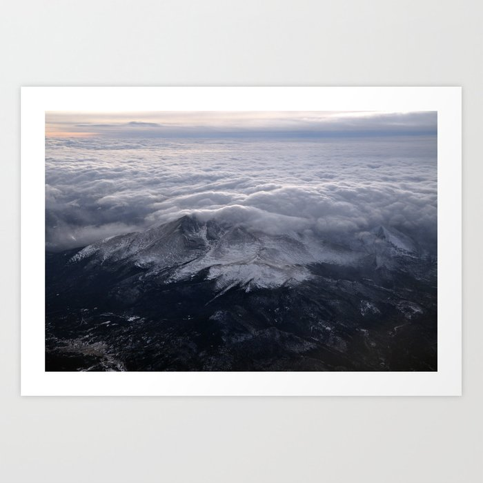 Earth XIII Art Print