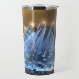 Silver & Gold Concert Travel Mug