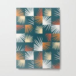 Desert Tropical 02 Metal Print