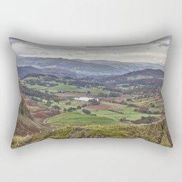 Autumnal Cumbria. Rectangular Pillow