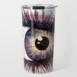 cosmic eye 2 Travel Mug