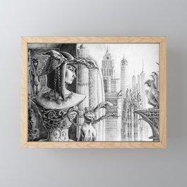 Time Framed Mini Art Print