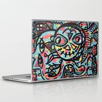 cheshire Laptop & iPad Skins featuring Cheshire by Lisa Brown Gallery
