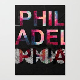 those guys from philadelphia II Canvas Print
