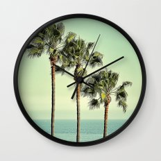 Three Day Weekend Wall Clock