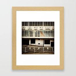 Razzmatazz Framed Art Print