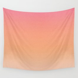 Ombre Sunset Wall Tapestry