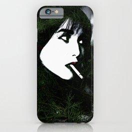 Noir 2 iPhone Case