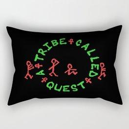 a tribe called quest Rectangular Pillow