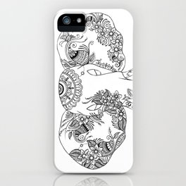 Relephant  iPhone Case