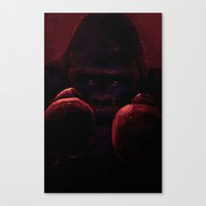 The Undefeated Canvas Print