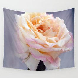 white rose Wall Tapestry