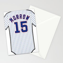 Brandon Morrow Jersey Stationery Cards