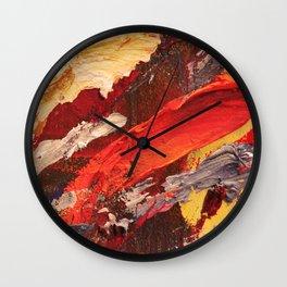 Matsuri Wall Clock