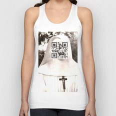 Audrey Hepburn (The Nun's Story) Unisex Tank Top