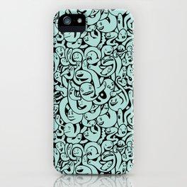 Ghosties Repeat iPhone Case