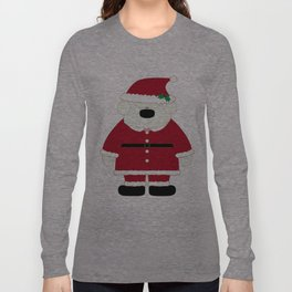 Doggy Santa Long Sleeve T-shirt