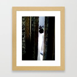 View To The World Framed Art Print