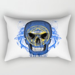 To The Core Collection: Nebraska Rectangular Pillow