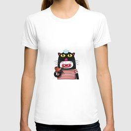 Sailor Kitten T-shirt