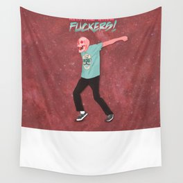 Let's dance with the stars Wall Tapestry