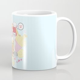Kawaii Food Coffee Mug