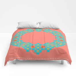 """Aurora"" series #5 Comforters"