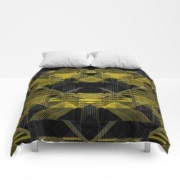 Laser Reflection Comforters