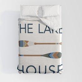 The Lake House Duvet Cover