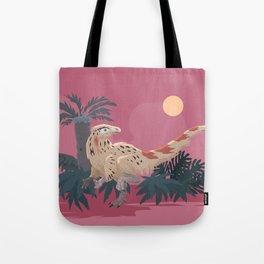 Chindesaurus bryansmalli Tote Bag