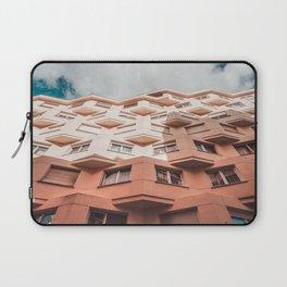 Strange architecture Laptop Sleeve