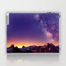Sunset Mountain #stars Laptop & iPad Skin