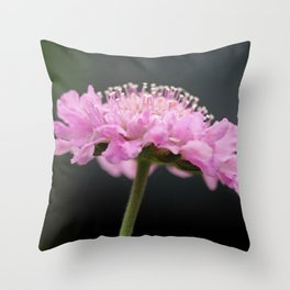 It just blooms Throw Pillow