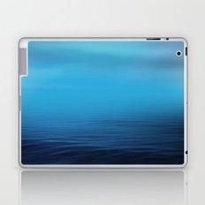 The Big Blue Laptop & iPad Skin