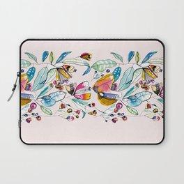 Flowers in the Wind Laptop Sleeve