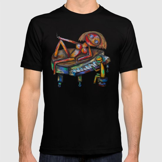 Every morning Jack plays the piano! T-shirt