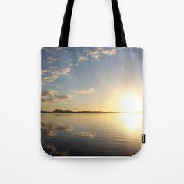 Glaring Sun Tote Bag