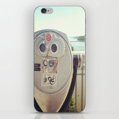Turn to Clear Vision iPhone & iPod Skin