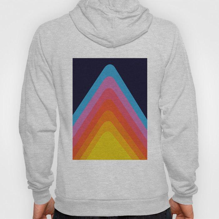 Colorful Peaks Hoody