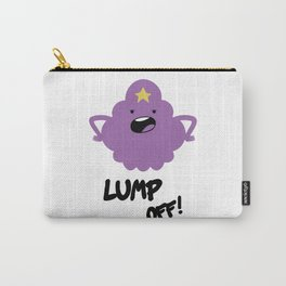 LSP - Lump Off! Carry-All Pouch
