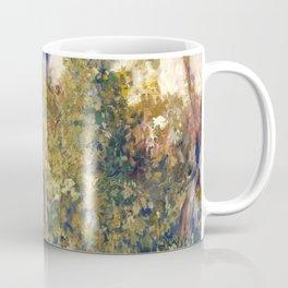 "Auguste Renoir ""Nini in the Garden"" Coffee Mug"