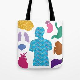 Human Body_C Tote Bag