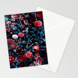EXOTIC GARDEN - NIGHT X Stationery Cards