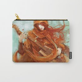 wandering minstrel Carry-All Pouch