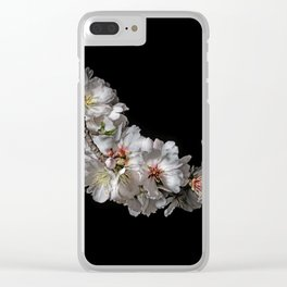 Almond blossoms -2 Clear iPhone Case