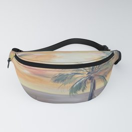 Lazy days of summer Fanny Pack