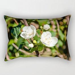 Sweetest Flower Rectangular Pillow