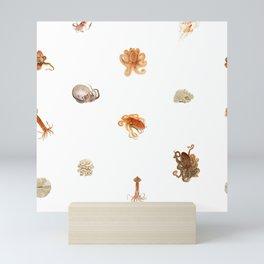 Color Marine Pattern 10 Mini Art Print